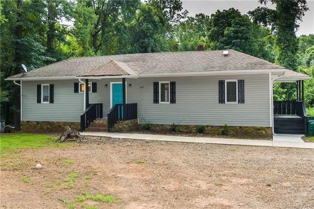 709 Tanglewood Drive, Salisbury, NC 28144 (#3527197) :: Miller Realty Group