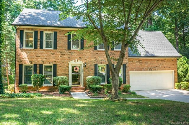 12621 Moores Mill Road, Huntersville, NC 28078 (#3527200) :: High Performance Real Estate Advisors