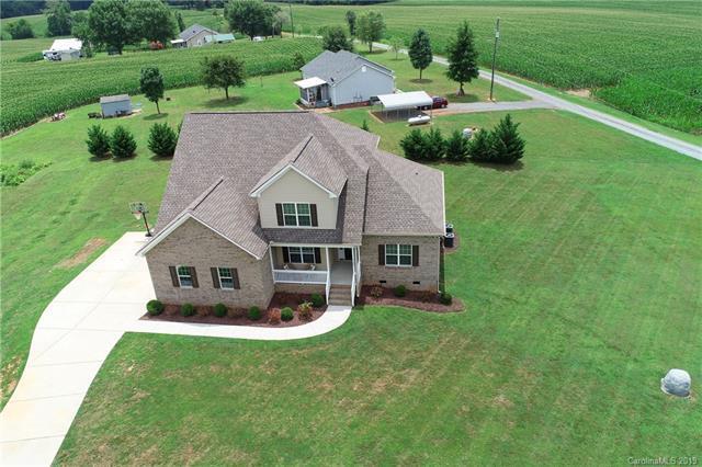 7320 Carl Polk Road, Monroe, NC 28110 (#3527204) :: Homes Charlotte