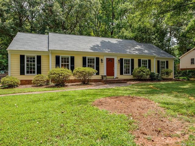 716 Conestoga Drive, Charlotte, NC 28270 (#3527242) :: Besecker Homes Team