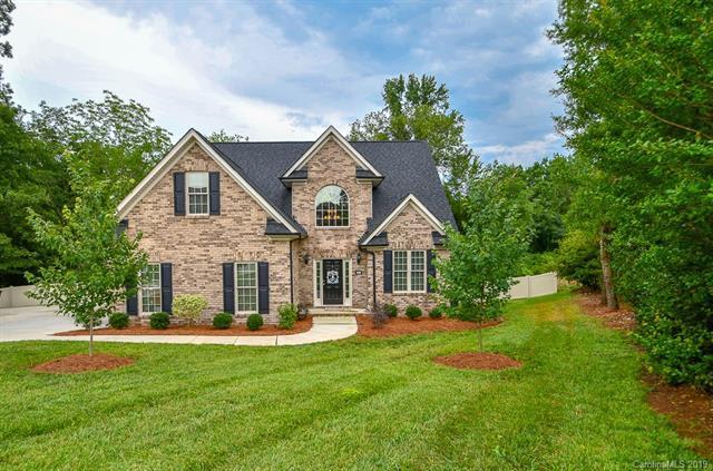 2801 Huntsman Lane, Monroe, NC 28110 (#3527278) :: Homes Charlotte
