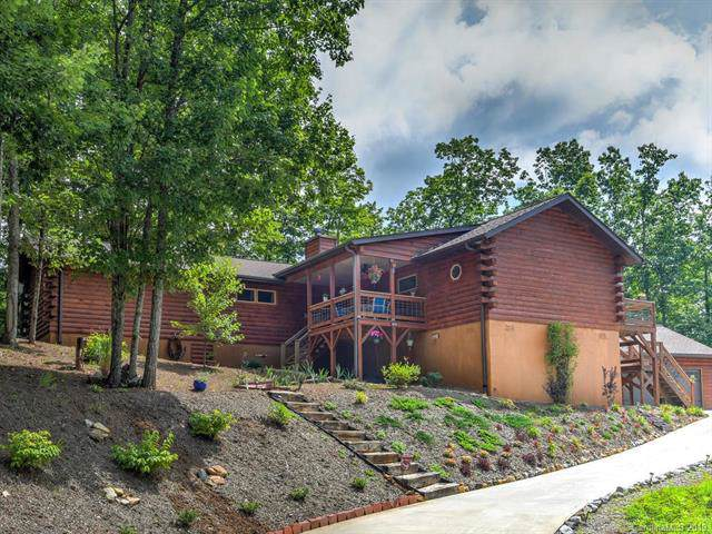 1622 Catawba Falls Parkway, Black Mountain, NC 28711 (#3527296) :: Rowena Patton's All-Star Powerhouse