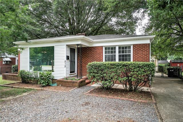 512 E Woodlawn Road, Charlotte, NC 28209 (#3527359) :: Stephen Cooley Real Estate Group