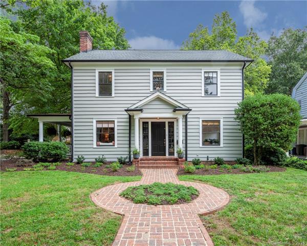 1726 The Plaza, Charlotte, NC 28205 (#3527362) :: Charlotte Home Experts