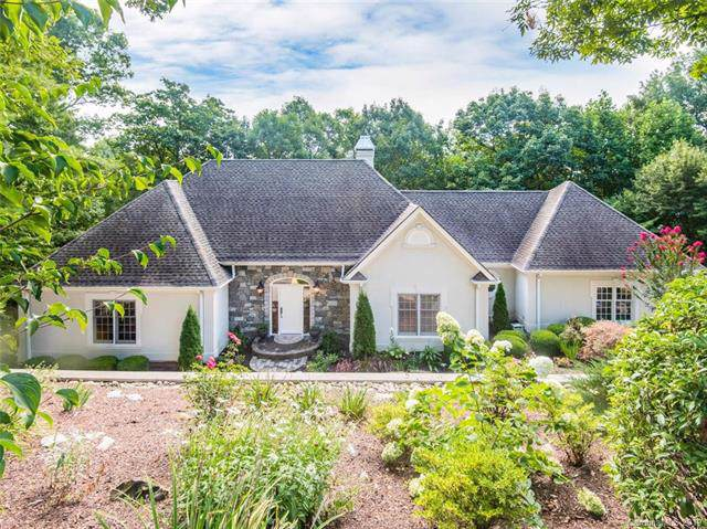 100 Scenic Drive, Flat Rock, NC 28731 (#3527381) :: Caulder Realty and Land Co.