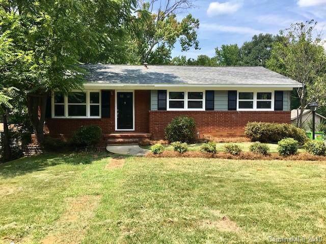 4722 Westridge Drive, Charlotte, NC 28208 (#3527415) :: Carlyle Properties