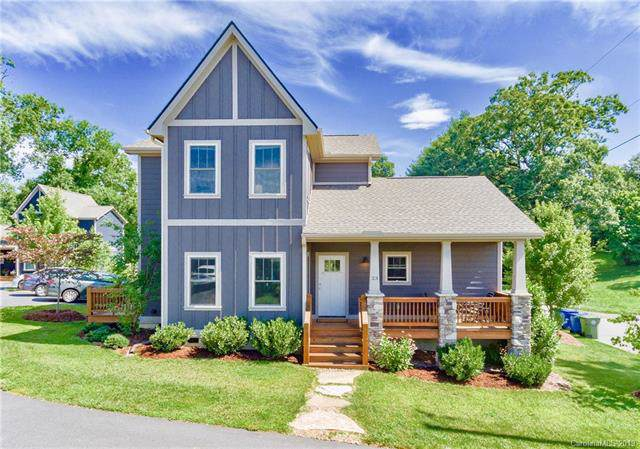 23 Roxboro Drive, Asheville, NC 28803 (#3527436) :: LePage Johnson Realty Group, LLC