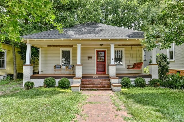 1204 Clement Avenue, Charlotte, NC 28205 (#3527520) :: Charlotte Home Experts