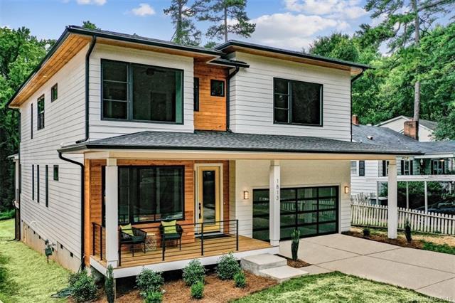 1813 Kenwood Avenue, Charlotte, NC 28205 (#3527573) :: Charlotte Home Experts