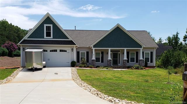 111 Bayhill Road, Salisbury, NC 28147 (#3527598) :: Robert Greene Real Estate, Inc.