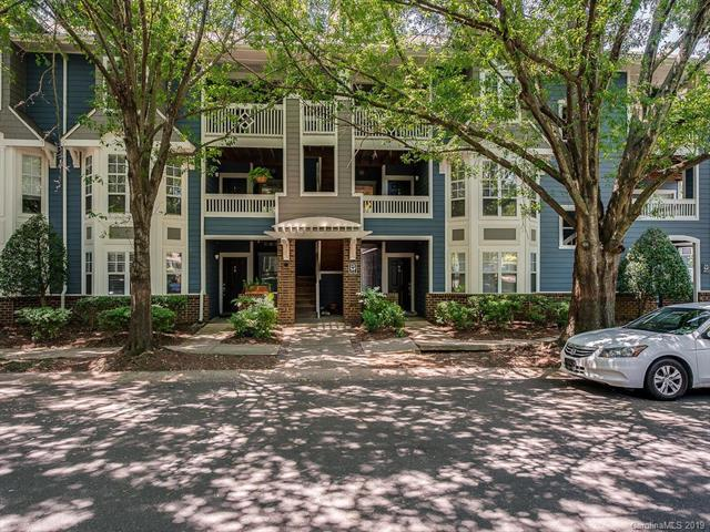 424 Mather Green Avenue J, Charlotte, NC 28203 (#3527619) :: LePage Johnson Realty Group, LLC