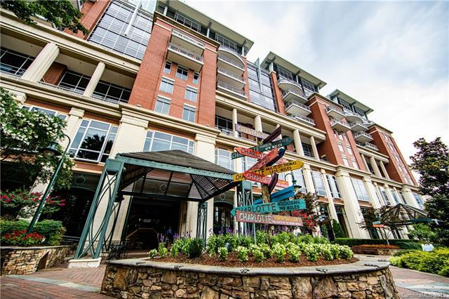 435 S Tryon Street #505, Charlotte, NC 28202 (#3527622) :: Besecker Homes Team