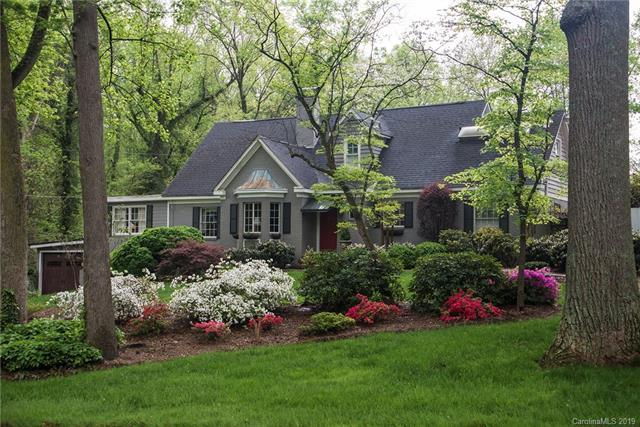 3212 Country Club Drive, Charlotte, NC 28205 (#3527676) :: MartinGroup Properties