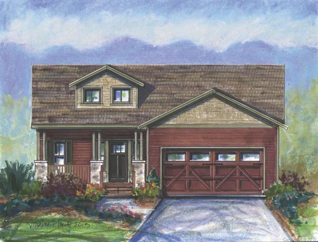 7 Duncannon Street #17, Weaverville, NC 28787 (#3527692) :: LePage Johnson Realty Group, LLC