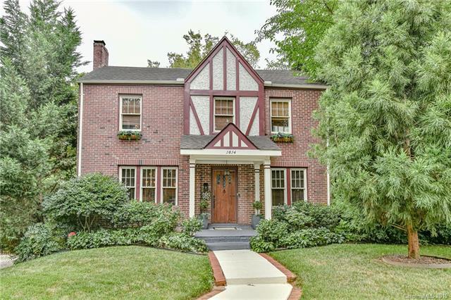 1814 Kensington Drive, Charlotte, NC 28205 (#3527720) :: MartinGroup Properties