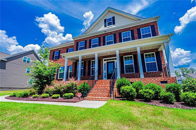 16927 Alydar Commons Lane, Charlotte, NC 28278 (#3527800) :: RE/MAX RESULTS