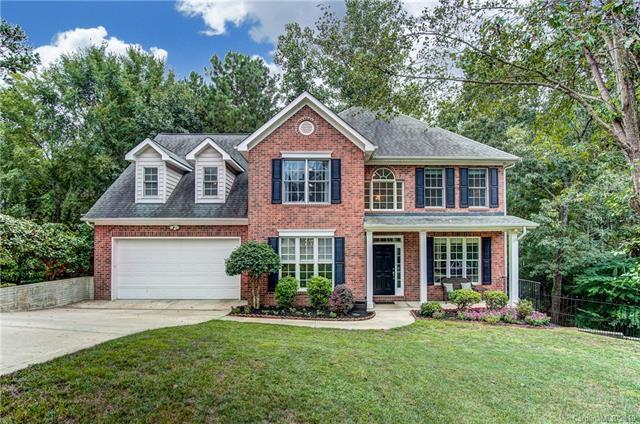 11040 White Swan Court, Tega Cay, SC 29708 (#3527814) :: Miller Realty Group