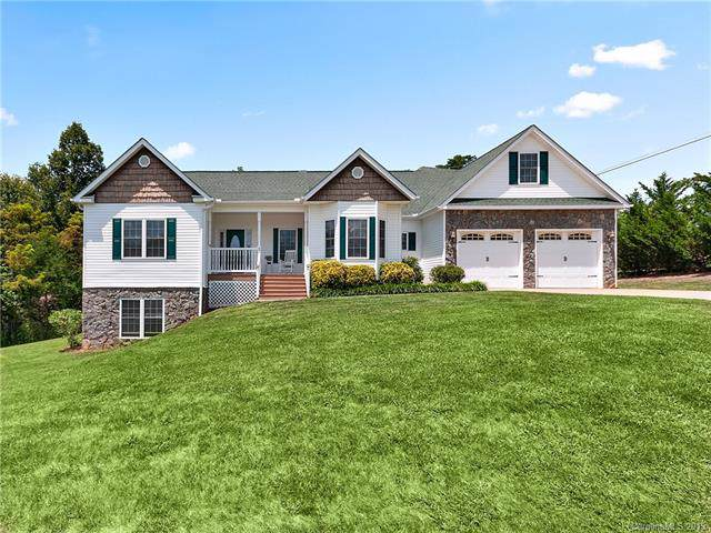 3 Jupiter Hills Drive, Weaverville, NC 28787 (#3527940) :: Stephen Cooley Real Estate Group
