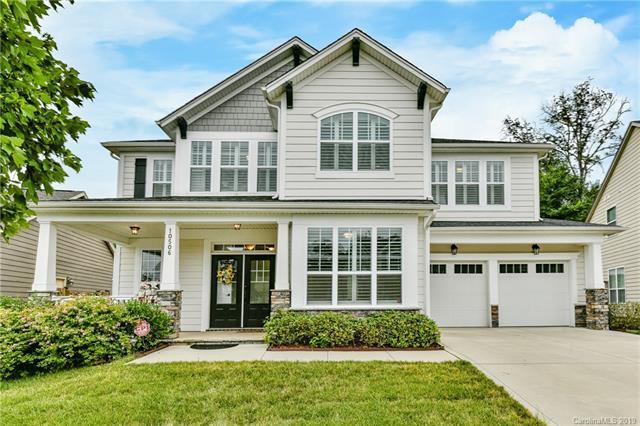 10506 Drake Hill Drive, Huntersville, NC 28078 (#3527972) :: Besecker Homes Team