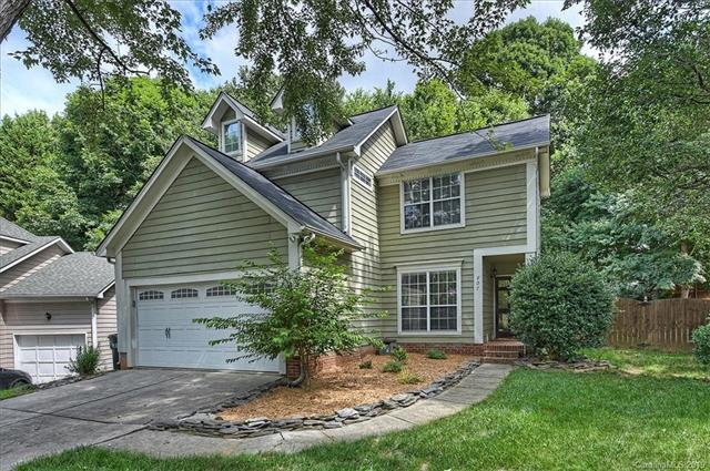 807 Water Wheel Court, Charlotte, NC 28209 (#3528047) :: LePage Johnson Realty Group, LLC