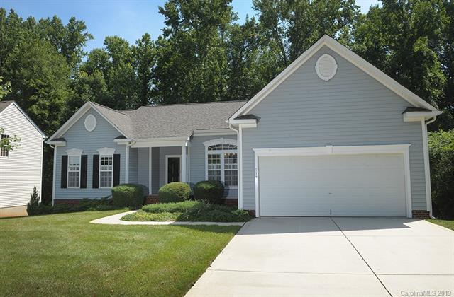 114 Winterbell Drive, Mooresville, NC 28115 (#3528051) :: High Performance Real Estate Advisors