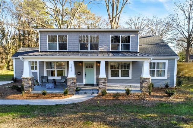 1412 Sharon Amity Road, Charlotte, NC 28211 (#3528084) :: BluAxis Realty