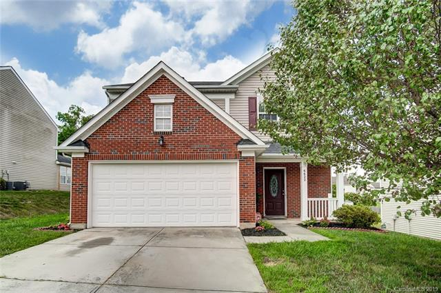 6622 Goldenwillow Drive, Charlotte, NC 28215 (#3528103) :: Caulder Realty and Land Co.