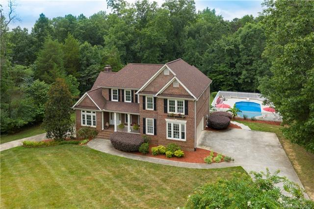 120 Huntington Drive, Rockwell, NC 28138 (#3528168) :: Carlyle Properties