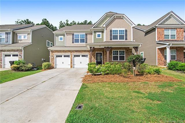 135 Cherry Bark Drive, Mooresville, NC 28117 (MLS #3528193) :: RE/MAX Impact Realty
