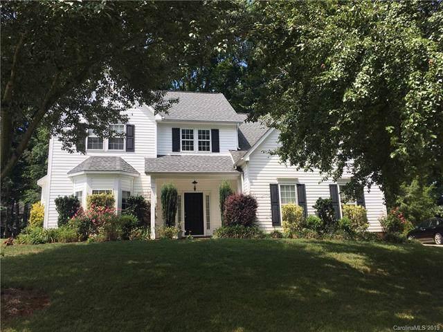 8540 New Oak Lane, Huntersville, NC 28078 (#3528237) :: MartinGroup Properties