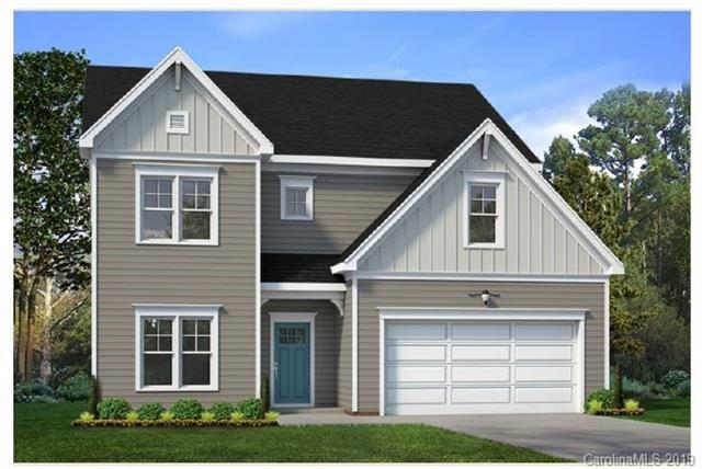 2601 Oakdale Creek Lane #5, Charlotte, NC 28216 (#3528252) :: Cloninger Properties