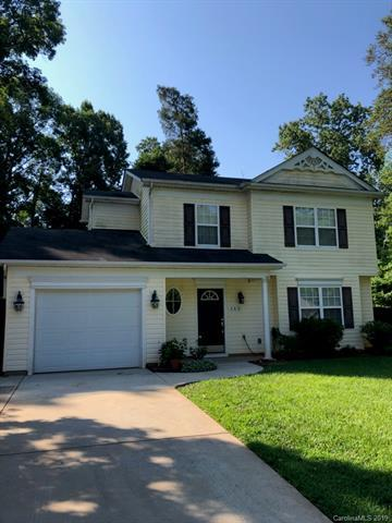 143 Valley Glen Drive, Troutman, NC 28166 (#3528254) :: The Ramsey Group