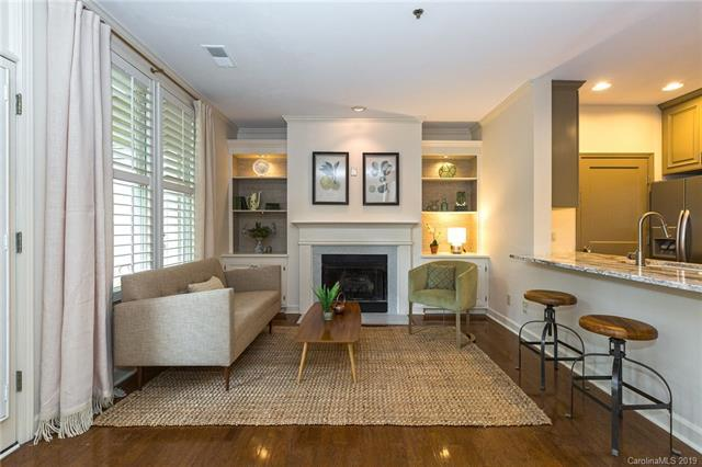 416 Queens Road #14, Charlotte, NC 28207 (#3528268) :: Miller Realty Group