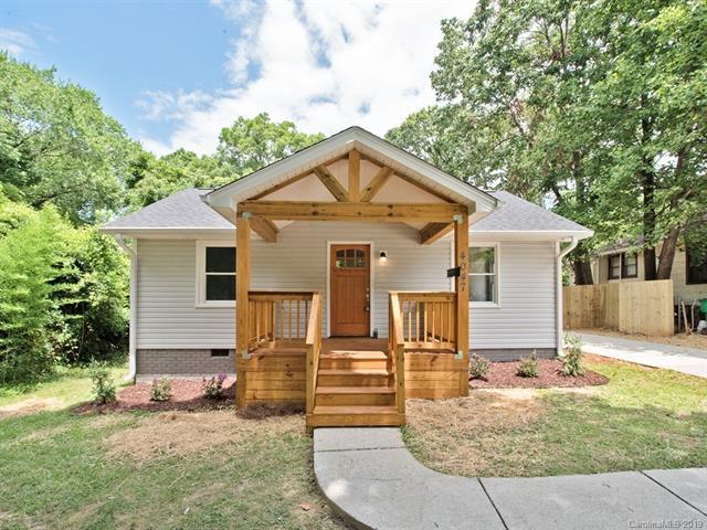 4047 Dinglewood Avenue, Charlotte, NC 28205 (#3528282) :: High Performance Real Estate Advisors