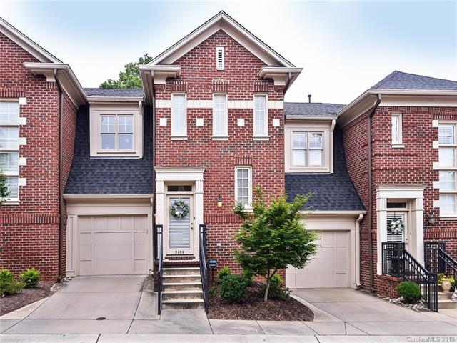 3408 West Slope Lane, Charlotte, NC 28209 (#3528318) :: Scarlett Real Estate