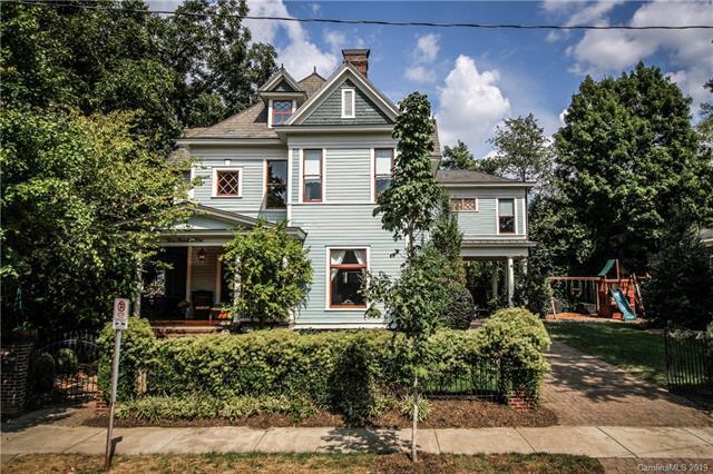 301 E Kingston Avenue, Charlotte, NC 28203 (#3528364) :: The Elite Group