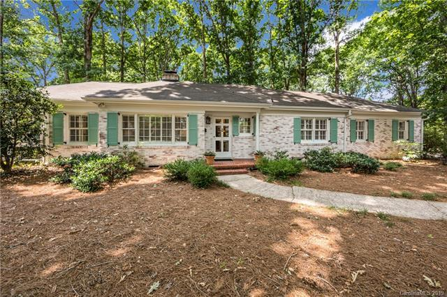 1201 Chandler Place, Charlotte, NC 28211 (#3528376) :: The Andy Bovender Team