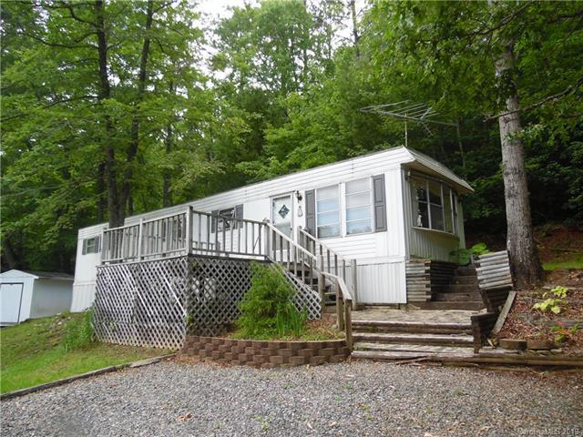 64 Arthur Drive, Balsam Grove, NC 28708 (#3528379) :: Miller Realty Group