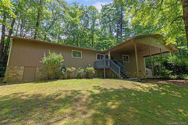 27 Spring Valley Road, Pisgah Forest, NC 28768 (#3528387) :: Homes Charlotte