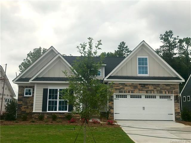 1018 Curling Creek Drive #51, Wesley Chapel, NC 28104 (#3528390) :: High Performance Real Estate Advisors