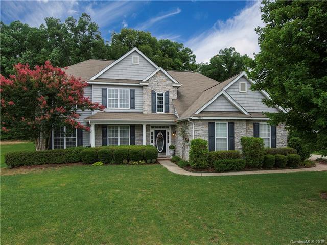9904 King George Lane, Waxhaw, NC 28173 (#3528414) :: High Performance Real Estate Advisors