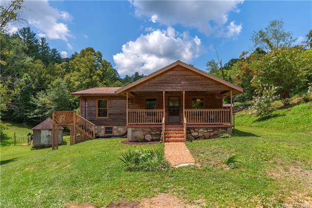 31 Cyrus Lane, Weaverville, NC 28787 (#3528421) :: Stephen Cooley Real Estate Group