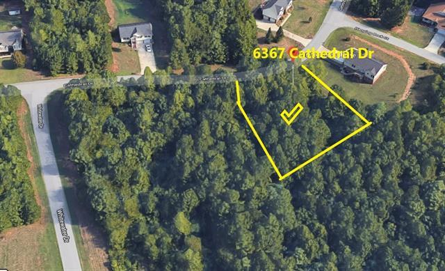 6367 Cathedral Drive, Hickory, NC 28601 (#3528443) :: High Performance Real Estate Advisors