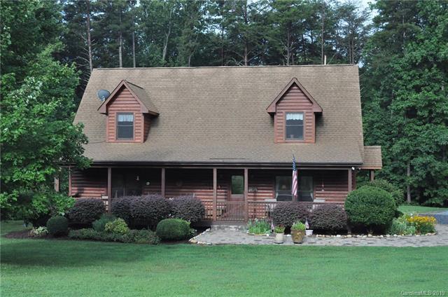 27 Grey Goose Lane, Columbus, NC 28722 (#3528497) :: Stephen Cooley Real Estate Group