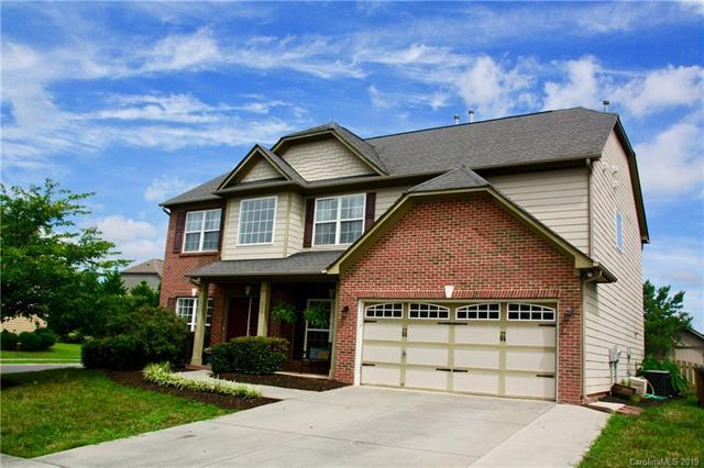 2001 Emerson Lane, Indian Trail, NC 28079 (#3528513) :: The Elite Group