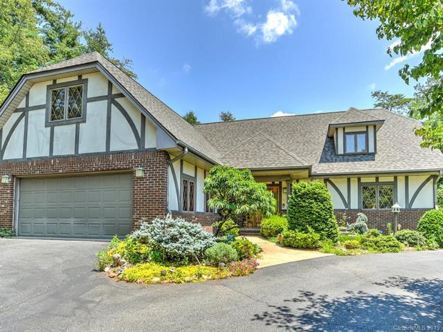 41 High Country Road, Weaverville, NC 28787 (#3528532) :: LePage Johnson Realty Group, LLC