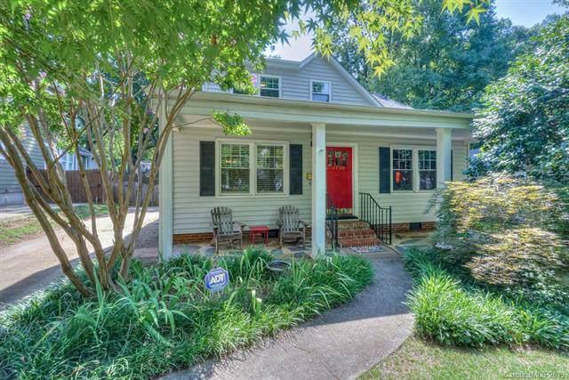 1700 Chatham Avenue, Charlotte, NC 28205 (#3528606) :: Besecker Homes Team