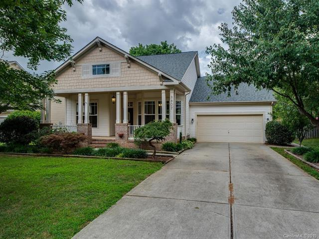 8807 Blakeney Drive, Charlotte, NC 28277 (#3528633) :: LePage Johnson Realty Group, LLC