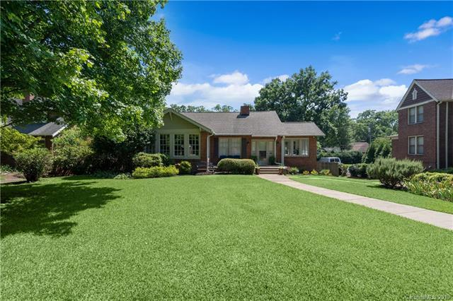 2114 Greenway Avenue, Charlotte, NC 28204 (#3528709) :: Miller Realty Group