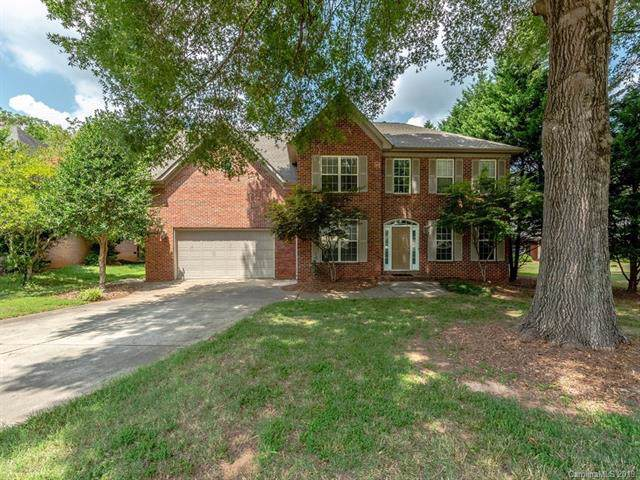 9318 Joines Drive, Matthews, NC 28105 (#3528710) :: Robert Greene Real Estate, Inc.